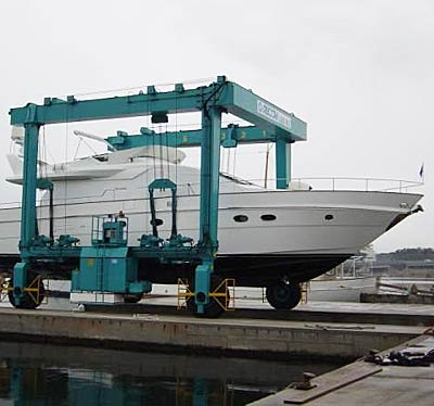 LBS Santi Boat Lift