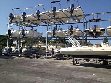 marina racking example